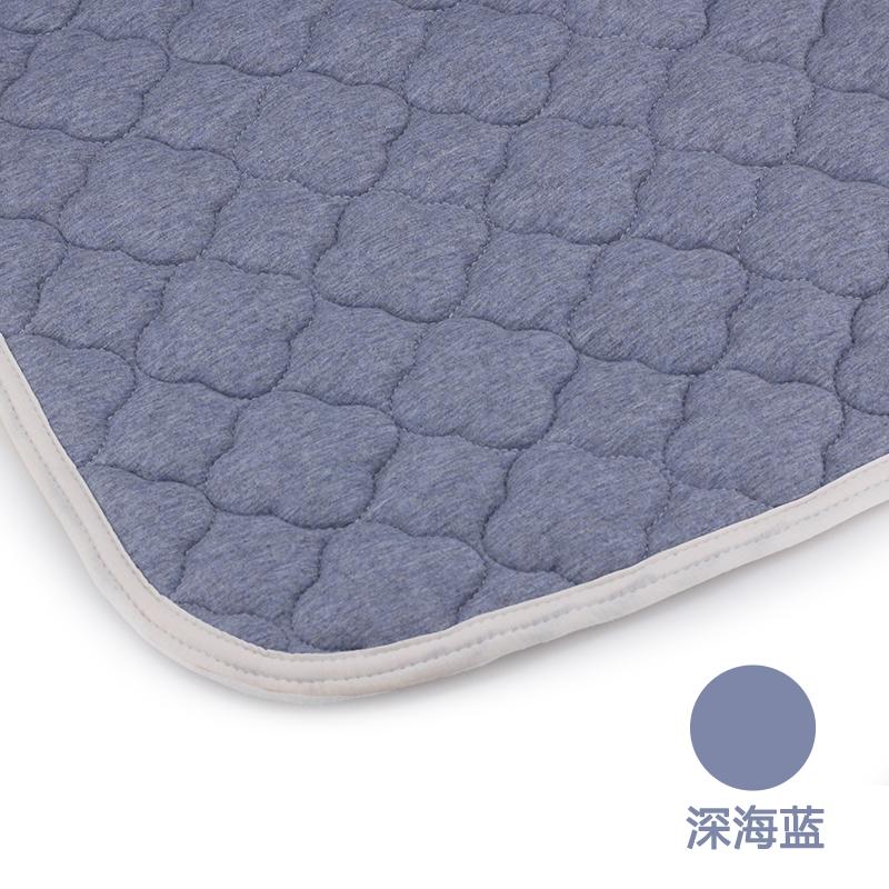 爱贝湾婴儿纯全棉床垫席宝宝幼儿园午睡垫儿童垫被床褥四季床垫